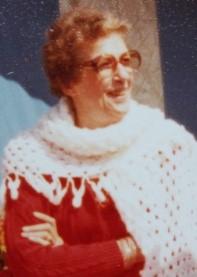 Gerda Iversen (1983) død i 1993.